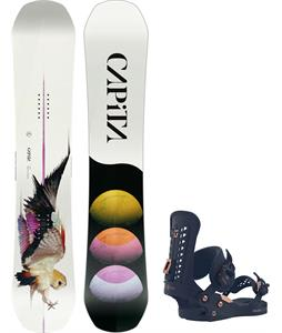 CAPiTA Birds Of A Feather Snowboard w/ Union Trilogy Bindings