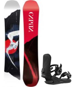 CAPiTA Birds Of A Feather Snowboard w/ Union Legacy Snowboard Bindings
