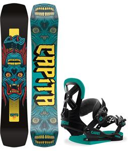 CAPiTA Children Of The Gnar Snowboard w/ Union Cadet Bindings