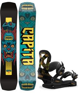 CAPiTA Children Of The Gnar Snowboard w/ Union Cadet Pro Bindings