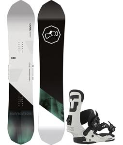 CAPiTA Navigator Snowboard w/ Union Force Bindings