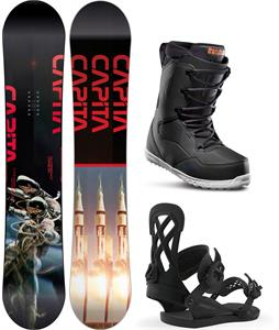 CAPiTA Outerspace Living Snowboard Package