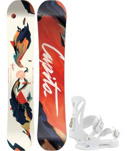 CAPiTA Space Metal Fantasy Snowboard w/ Union Juliet Bindings