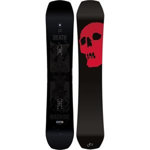 CAPiTA The Black Snowboard Of Death Snowboard