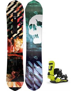 CAPiTA Ultrafear Snowboard w/ Union Strata Bindings