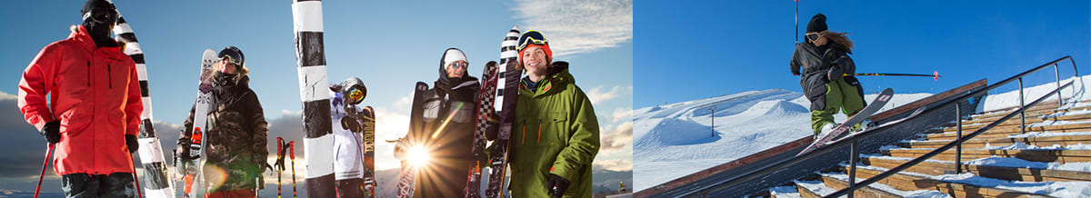 Armada Skis & Skiing Equipment