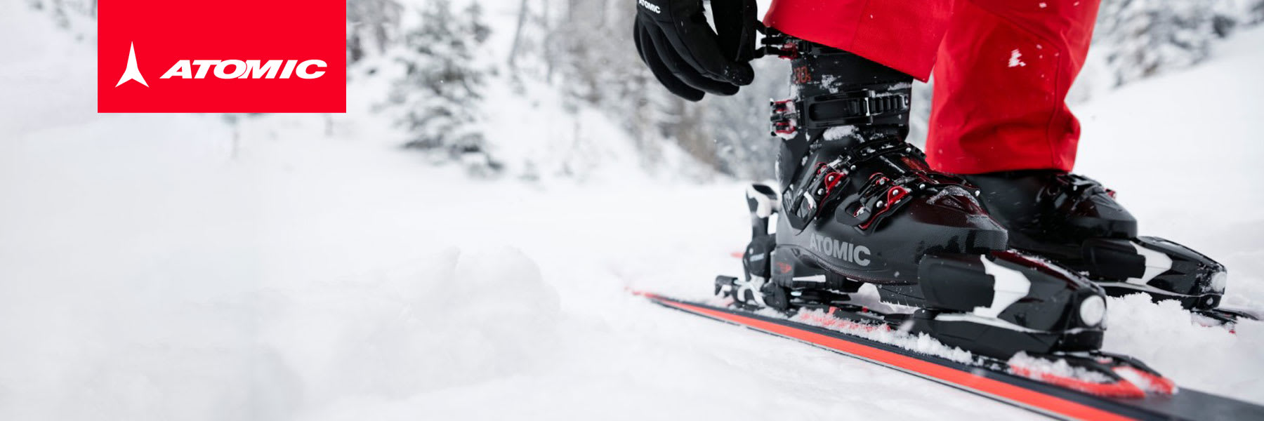 Atomic Snowboards, Snowboard Bindings