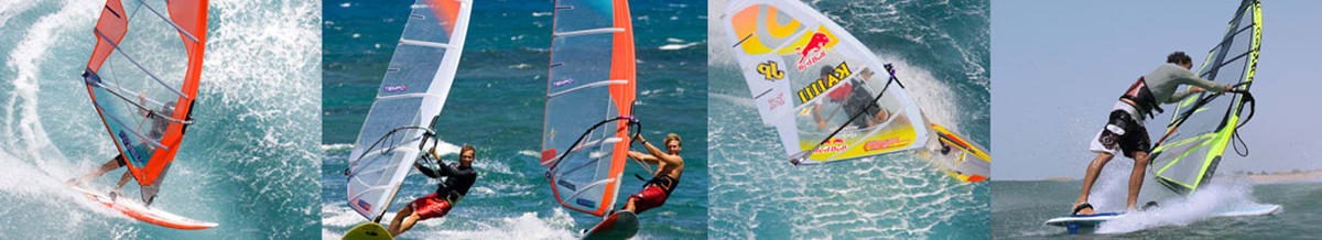 Chinook Windsurfing Booms, Harnesses & Bases