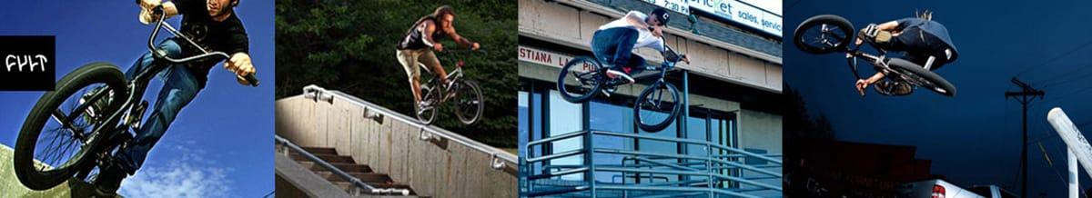 Cult Bikes, BMX Bikes, Racing Bikes, Street Bikes