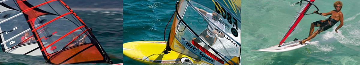 Curtis Windsurfing Fins & Windsurf Accessories