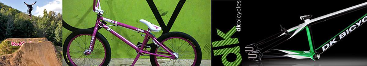 DK Bikes, BMX Bikes, Racing Bikes, Street Bikes