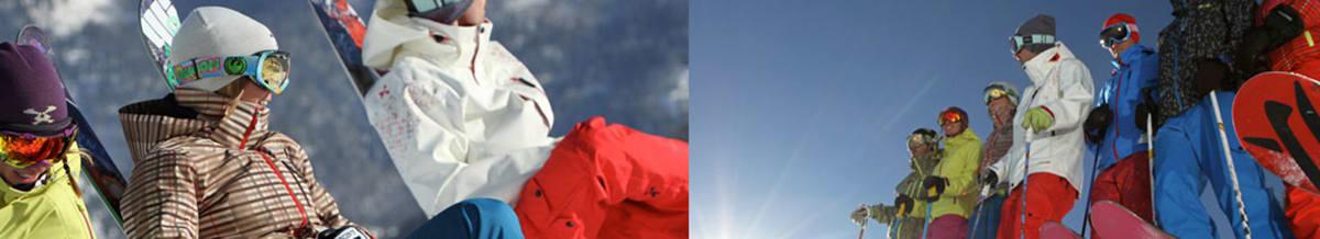 DNA Ski Apparel - Skiing Jackets & Pants