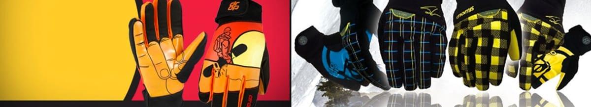 Drop Snowboard Mittens & Gloves
