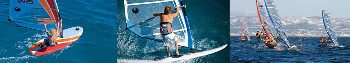 Fanatic Brands, Windsurfing Sails, Booms, Masts & Gear
