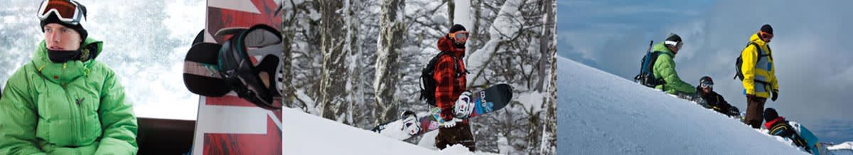 Fusion Snowboards, Boots & Bindings