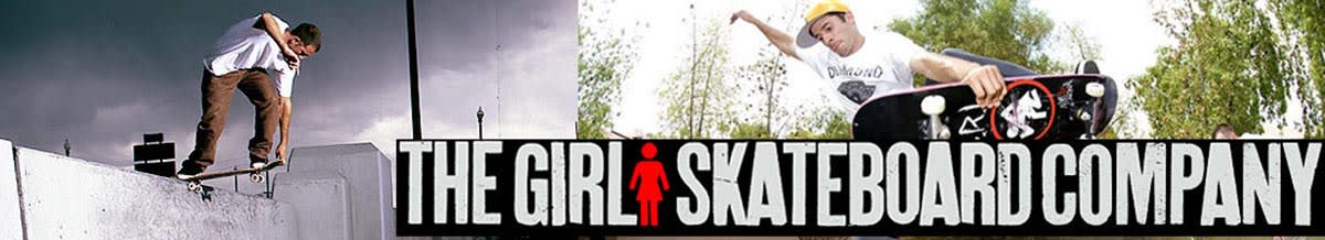 Girl Skateboard Decks & Completes