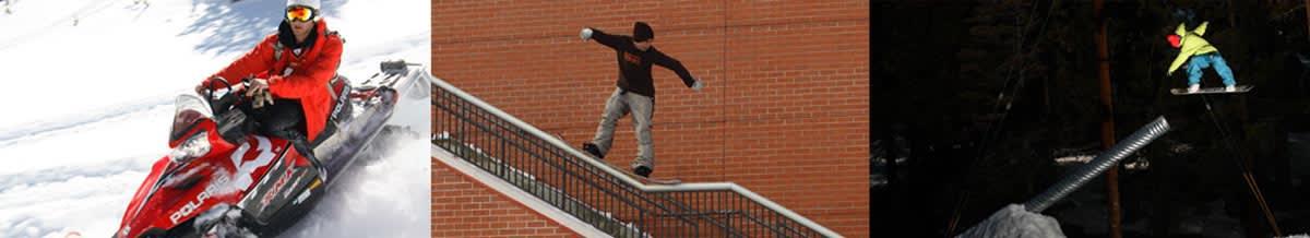 GMC Snowboard Gloves & Mittens