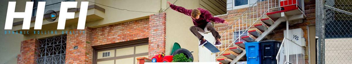 Hi Fi Skateboard Wheels