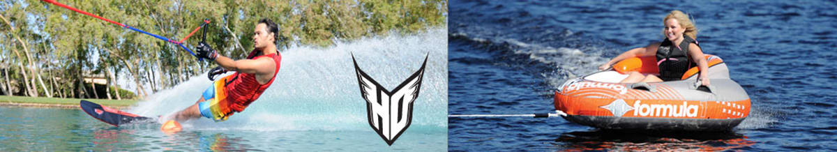 HO Waterskis, Tubes & Towables