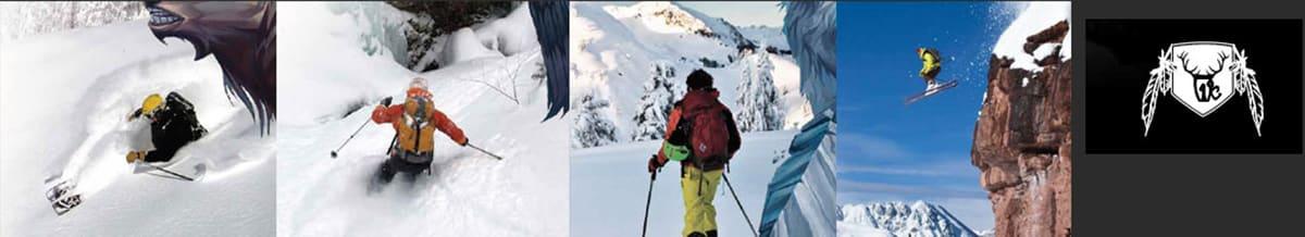 Icelantic Skis & Skiing Equipment