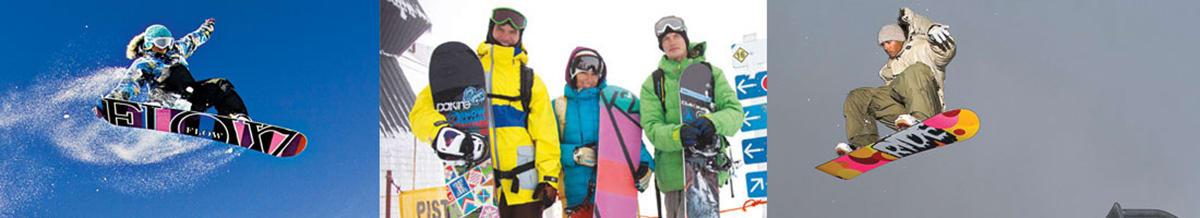 Jeenyus Snowboards Men's & Women's