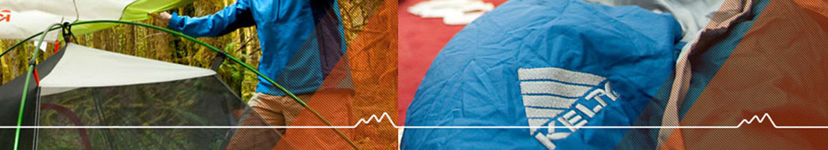 Kelty Sleeping Bags, Tents, Shelters & Tarps