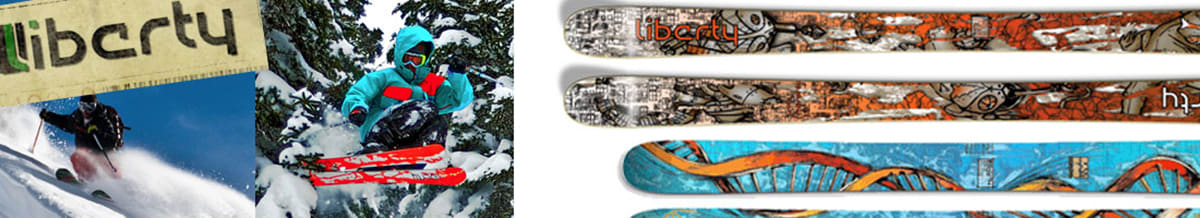Liberty Skiing Equipment & Gear