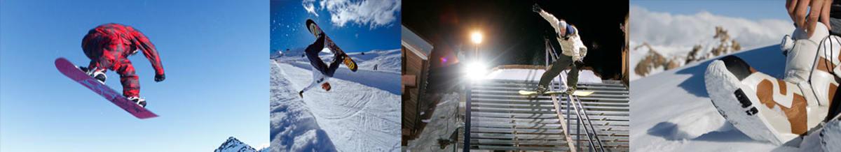 Ltd Snowboards, Snowboard Boots, Bindings