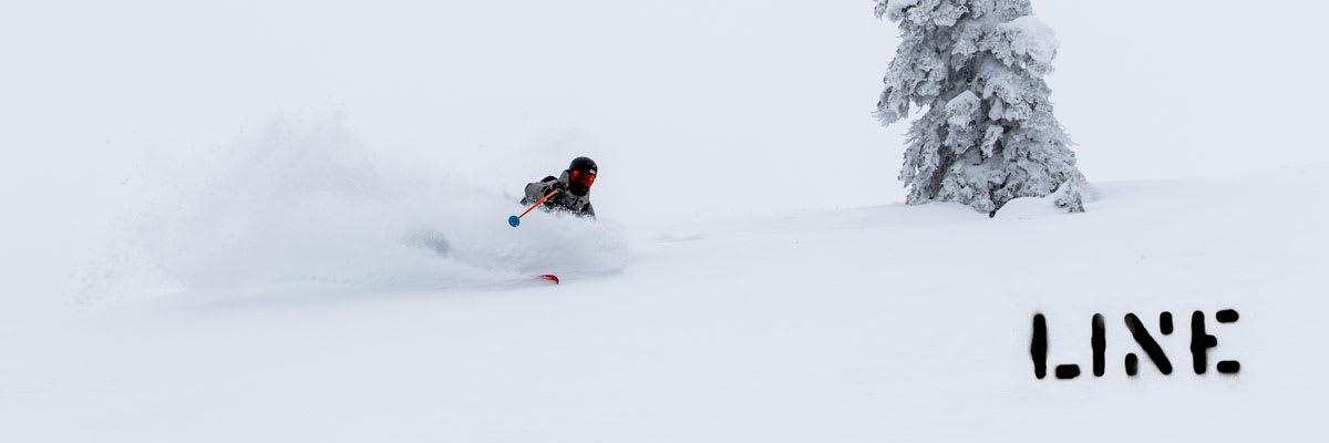 线滑雪和滑雪设备
