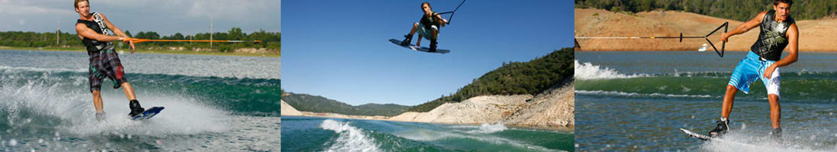 Metamar Wakeboarding Lines & Handles