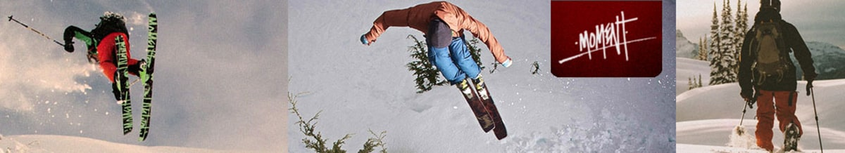 Moment Skis & Skiing Equipment