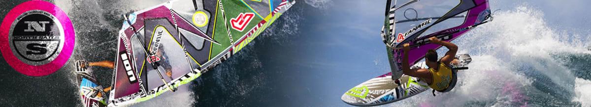 North Sails Windsurfing Sails