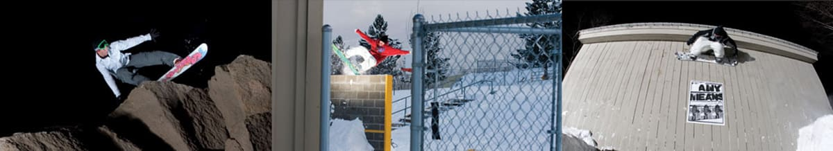 Option Snowboards Men's & Women's