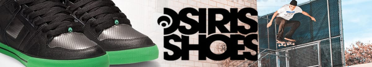 Osiris Skate Shoes & Skateboard Clothing