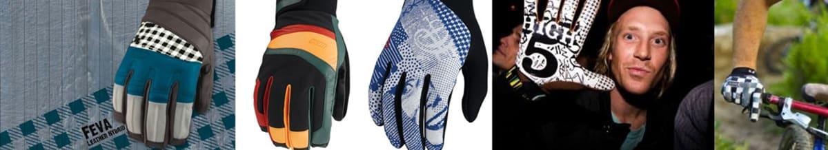 Pow Snowboard Mittens, Gloves