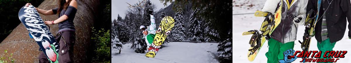 Santa Cruz Snowboards, Snowboard Bindings, Men's & Women's