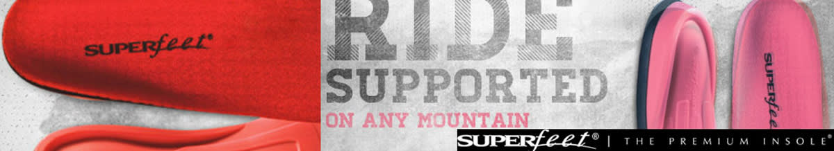 Superfeet Insoles, Snowboard Accessories