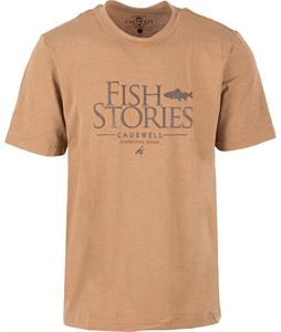Causwell Fish Stories Protec DriRelease T-Shirt