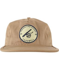Causwell Round Fly Reel Snapback Cap