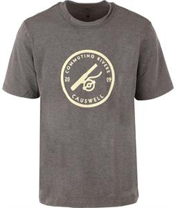 Causwell Round Fly Reel Protec DriRelease T-Shirt