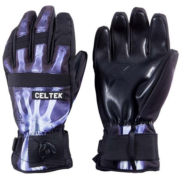 Celtek Faded Protec Wrist Guard Gloves