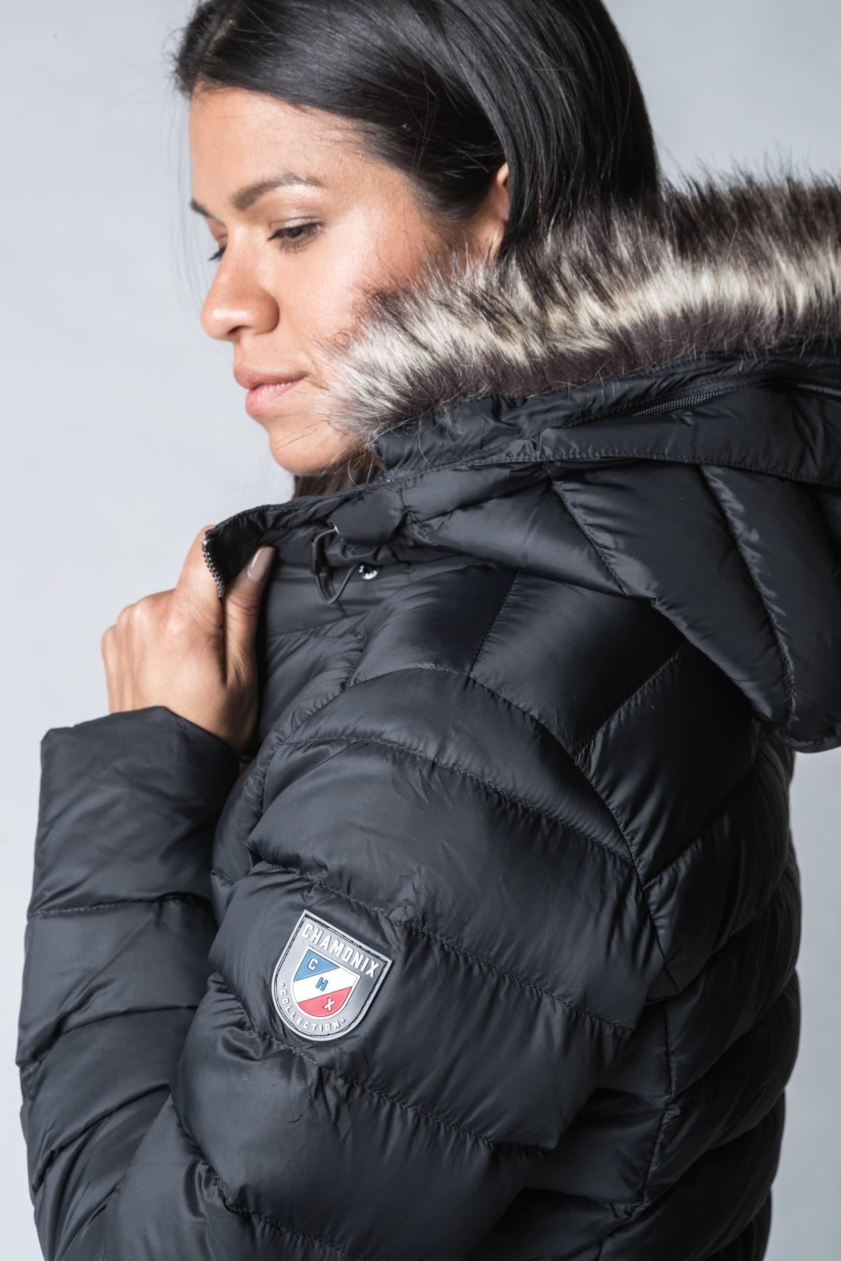 Chamonix Chambery Hooded Down Jacket 2019 Womens