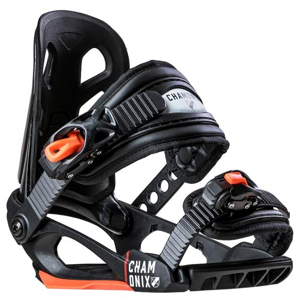 Chamonix Crozat Wide Snowboard W/ Cheval Jr Bindings