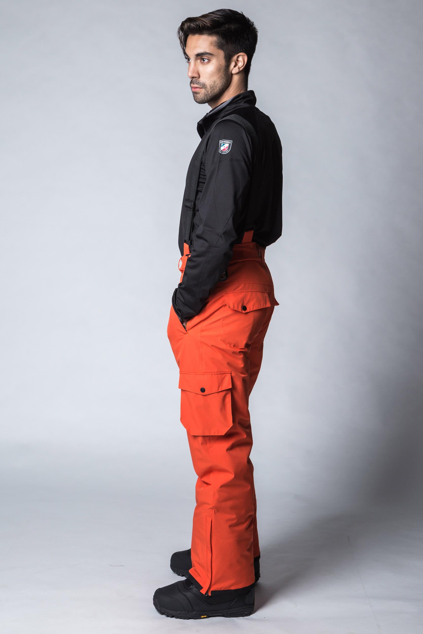 e081ce0f555a Chamonix Magnieu Stretch Cargo Snowboard Pants - thumbnail 3