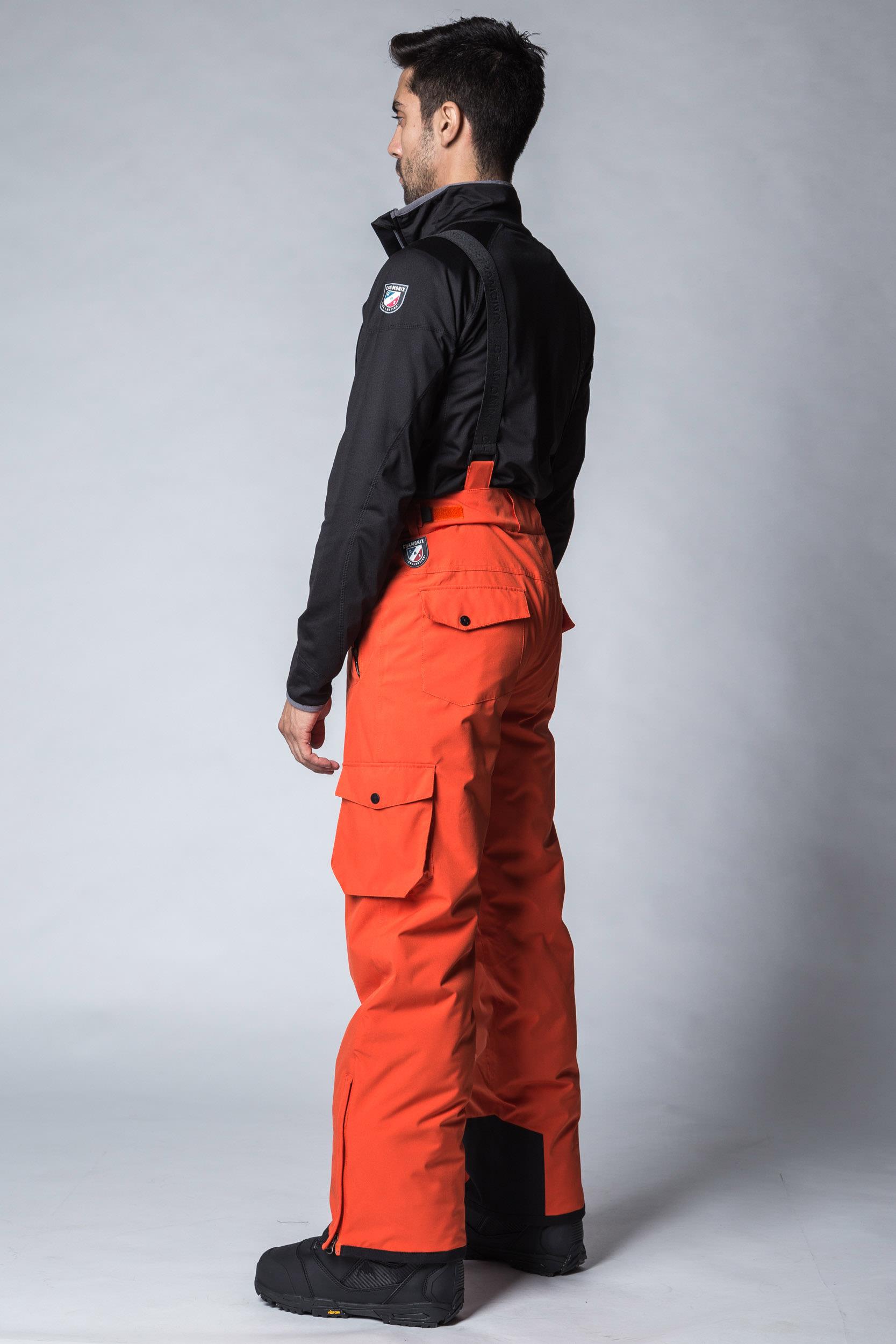 9deceaad3eef Chamonix Magnieu Stretch Cargo Snowboard Pants - thumbnail 4