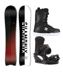 Chamonix Route Snowboard Package