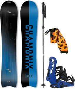 Chamonix Route Splitboard Package