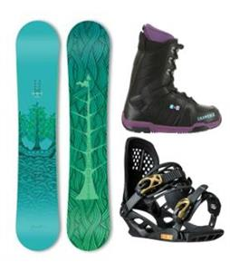 Chamonix Sailing Nature Snowboard Package