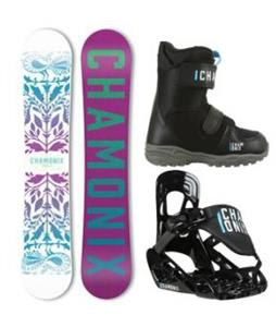 Chamonix Voza Jr. Snowboard Package