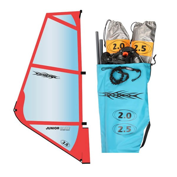 Chinook Glide Junior Windsurf Rig 2 0M U.S.A. & Canada